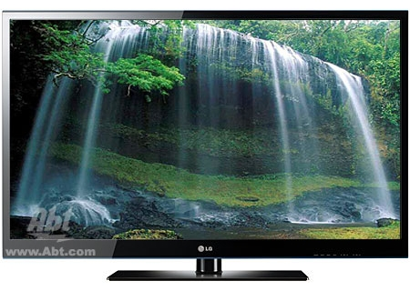 LG - 60PK550 - Plasma TV