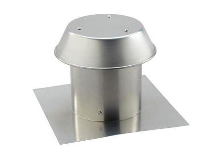 "Broan Aluminum 8"" Roof Cap - 611"