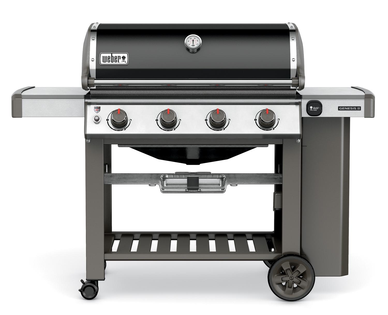 weber genesis ii e 410 liquid propane outdoor grill 62010001. Black Bedroom Furniture Sets. Home Design Ideas