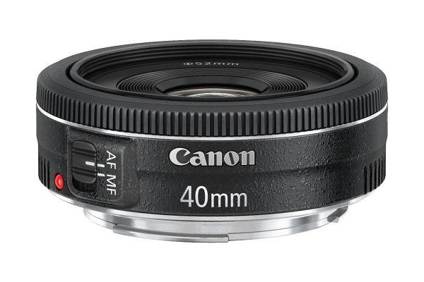 Large image of Canon EF 40mm f/2.8 STM Lens - 6310B002