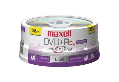 Maxell - 634081 - Recordable DVD Discs