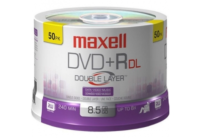 Maxell - 634085  - Recordable DVD Discs