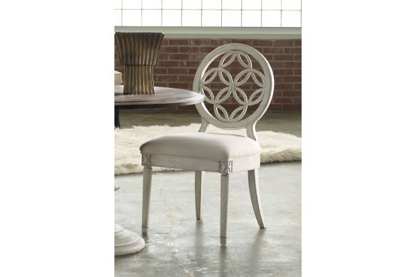Large image of Hooker Furniture Dining Room Brynlee Side Chair - 638-75006