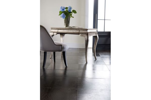Large image of Hooker Furniture Melange Palladium Writing Desk - 638-50053
