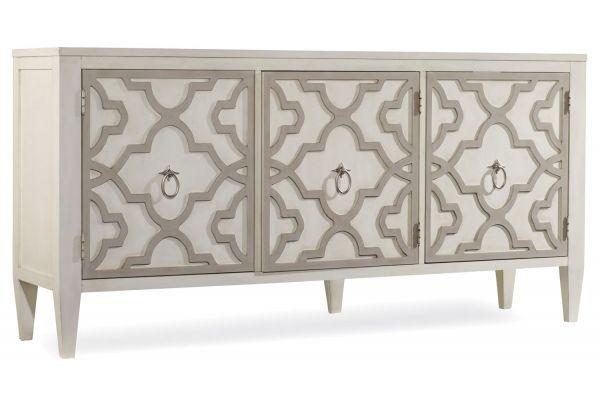 Large image of Hooker Furniture Melange Miranda Credenza - 638-85189