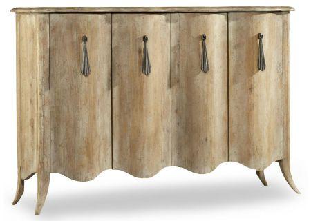 Hooker Furniture Light Wood Melange Draped Credenza - 638-85191