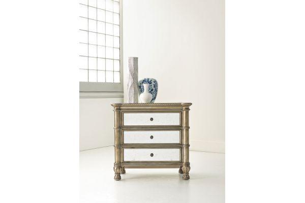 Large image of Hooker Furniture Montage Bedside Chest - 638-90901