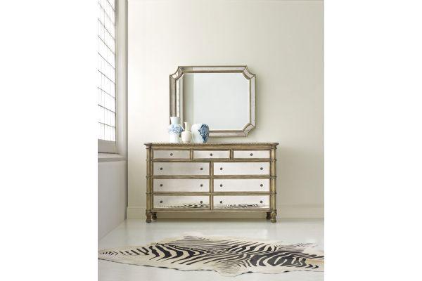 Large image of Hooker Furniture Montage Dresser - 638-90902