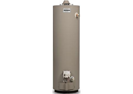 Reliance 40 Gallon Tall Natural Gas Water Heater - 640NBCT