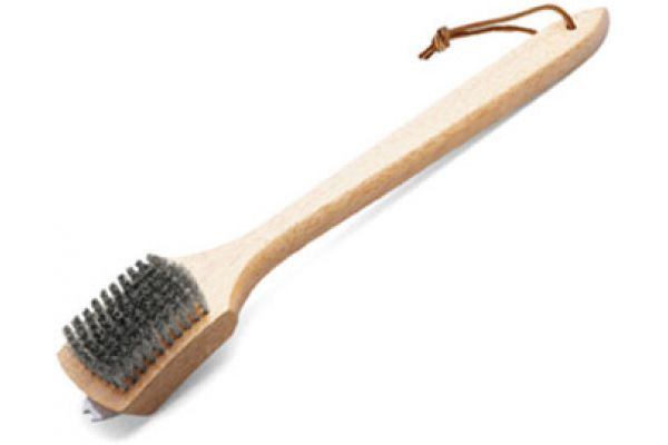Weber 18 Inch Grill Brush And Scraper - 6464