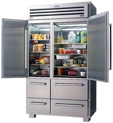 Sub Zero Pro 48 Built In 48 Quot Refrigerator 648pro