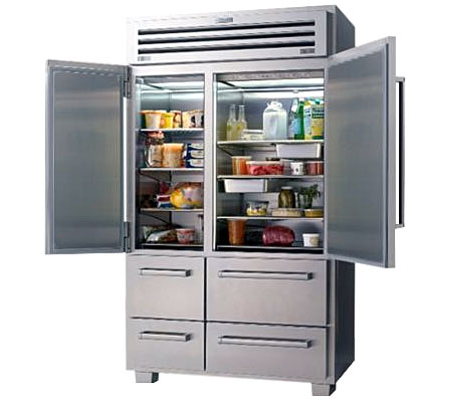 Sub Zero Pro 48 Built In 48 Refrigerator 648pro
