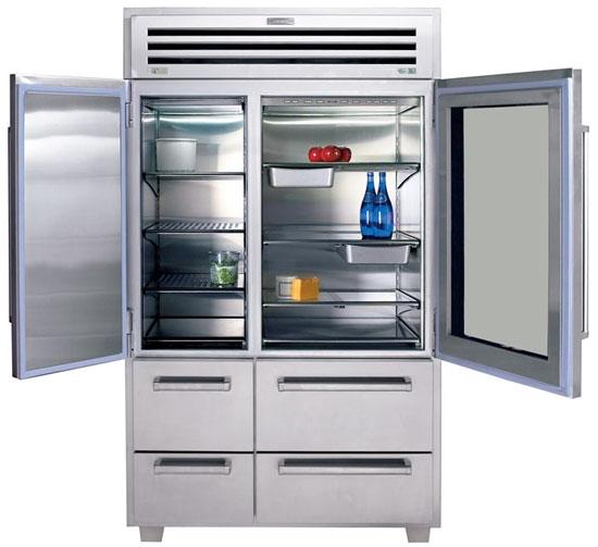 Sub Zero Prog 48 48 Quot Side By Side Refrigerator 648prog