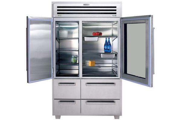 "Sub-Zero PROG 48 Built-In 48"" Side by Side Refrigerator - 648PROG"
