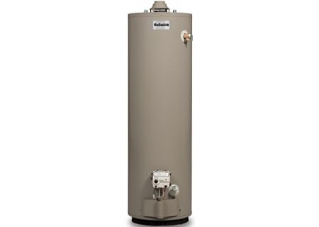 Reliance 50 Gallon Tall Natural Gas Water Heater - 650NBRT