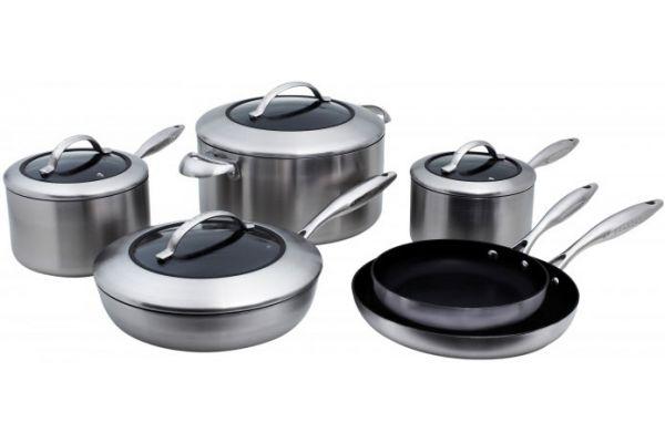 Large image of Scanpan CTX 10 Piece Cookware Gift Set - 65100000