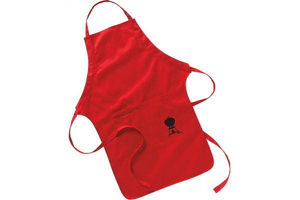 Weber Red Apron - 6534