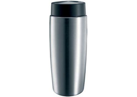 Jura-Capresso 20 Oz Stainless Steel Vacuum Milk Container - 65381