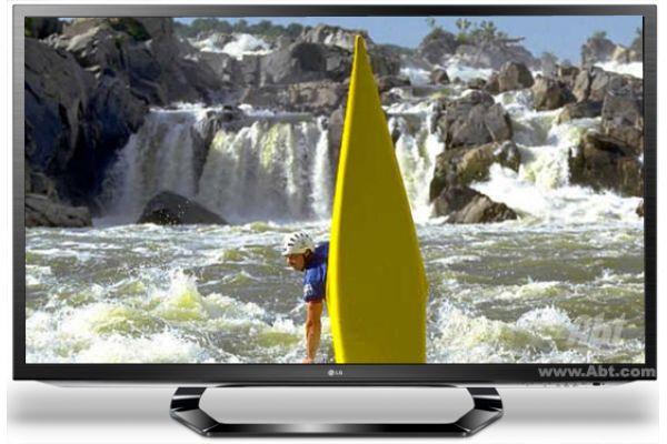 "LG 65"" 1080p LED Cinema 3D Smart HDTV - 65LM6200"