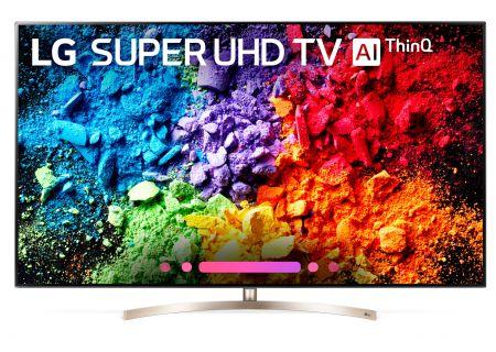 "LG 65"" Black Super UHD 4K HDR Smart LED AI With ThinQ - 65SK9500PUA"