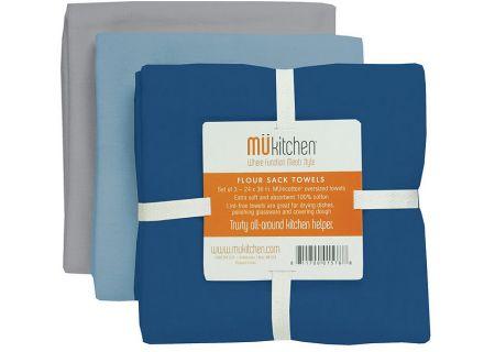 MUkitchen Cotton Flour Sack Harbor Towel Set  - 66001305