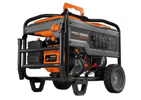 Generac XC8000E 49  Portable Generator  - 6826