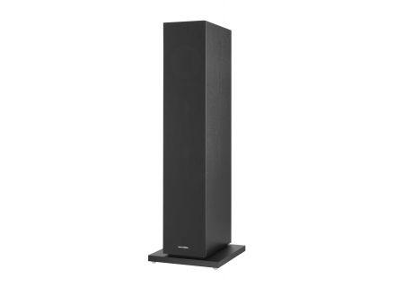 Bowers & Wilkins 600 Series Black Ash 3-Way Floorstanding Speaker - 683S2