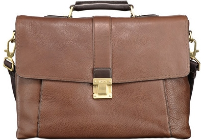 Tumi - 68541 BROWN - Briefcases