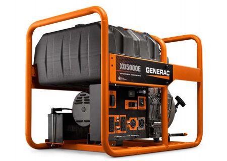 Generac XD5000E Portable Generator  - 6864
