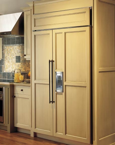 Sub Zero 600 Series 48 Quot Built In Side By Side Refrigerator