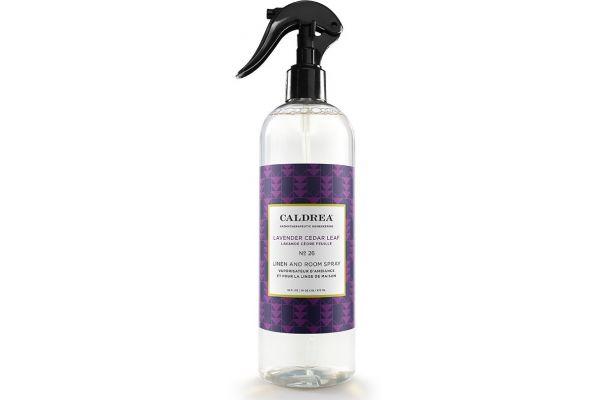Caldrea Lavender Cedar Leaf Linen And Room Spray - 697903
