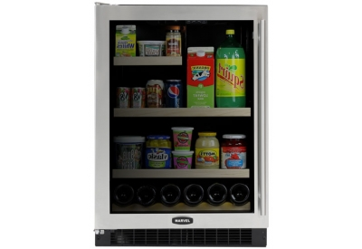 Marvel - 6GARMBSGL - Wine Refrigerators / Beverage Centers