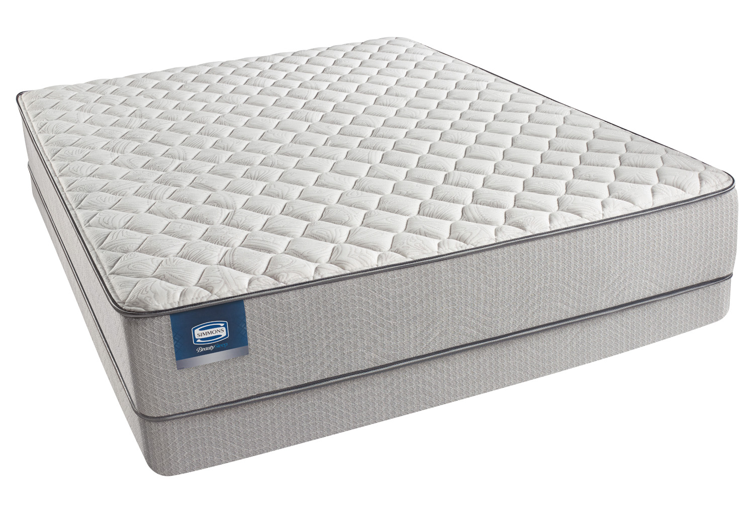 Simmons BeautySleep Firm Mattress