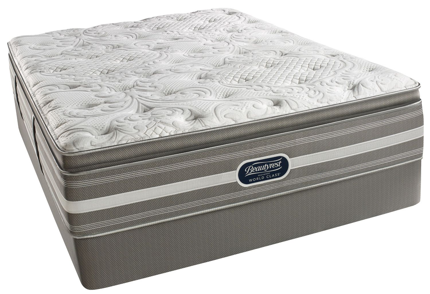 Beautyrest Recharge Plush Pt Mattress 7003618631010