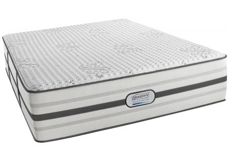Simmons Beautyrest Platinum Hybrid Bryson Plush King Mattress - 7007160021060