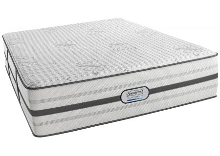 Simmons Beautyrest Platinum Hybrid Maddie Luxury Firm King Mattress - 7007160031060
