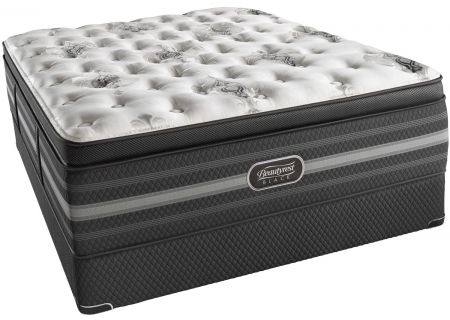 Simmons Beautyrest Black Sonya Luxury Firm Pillow Top King Mattress  - 700730110-1060