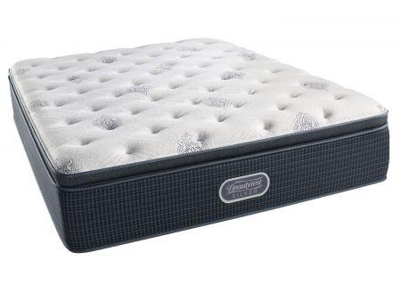 Simmons Beautyrest Silver West Palm Luxury Firm Pillow Top Twin XL Mattress  - 7007529881020