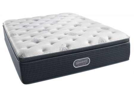 Simmons Beautyrest Silver West Palm Luxury Firm Pillow Top Full Mattress  - 7007529881030