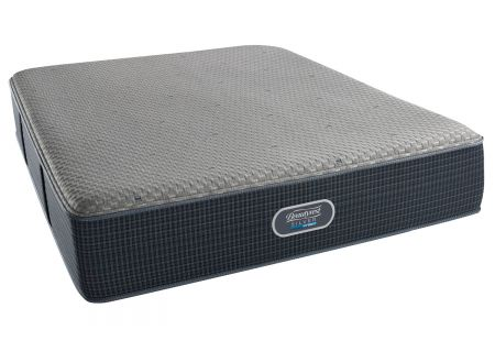 Simmons Beautyrest Silver Hybrid Tribeca Plush Full Mattress  - 7007529961030
