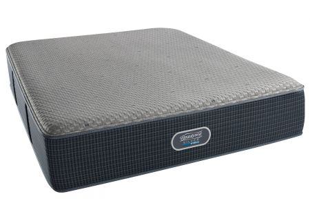Simmons Beautyrest Silver Hybrid Trunk Cay Luxury Firm Twin XL Mattress  - 7007529971020