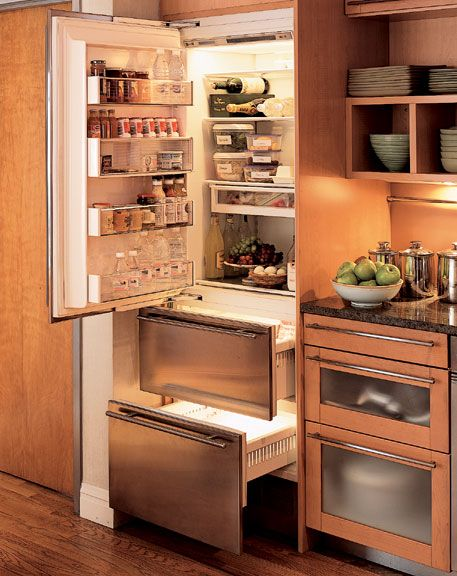 Sub Zero 700 27 Quot Bottom Freezer Refrigerator 700tcirh