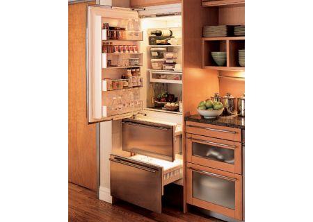 Sub-Zero - 700TCIHL - Built-In Bottom Freezer Refrigerators