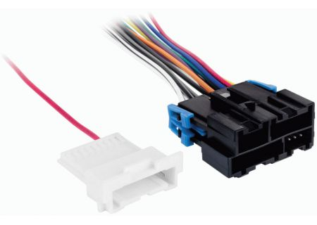Metra GM Amp Interface Wiring Harness - 70-1859