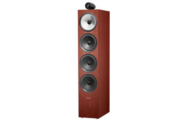 Large image of Bowers & Wilkins 700 Series Rosenut 3-Way Floorstanding Speaker (Each) - FP39357