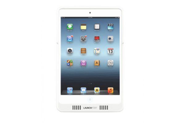 LaunchPort White AM.2 iPad Mini Sleeve  - 70305