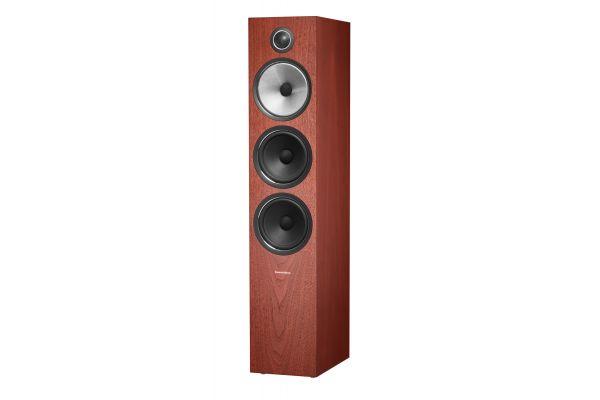 Large image of Bowers & Wilkins 700 Series Rosenut 3-Way Floorstanding Speaker (Each) - FP39470