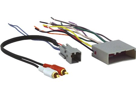 Metra Amplifier Harness - 70-5521