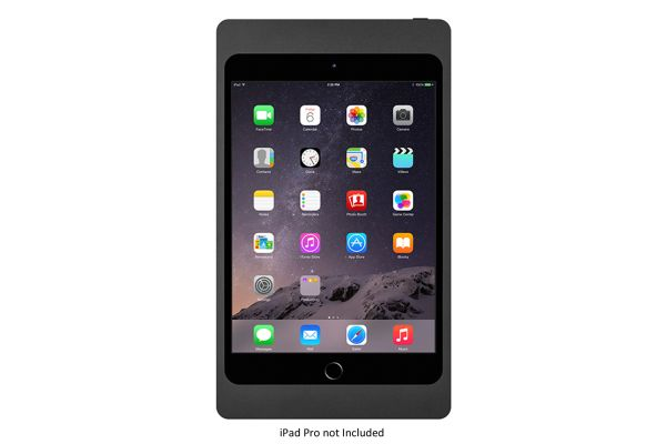 Large image of iPort LuxePort Black iPad mini 4 Case - 71009