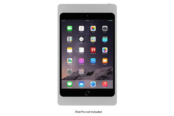 Large image of iPort LuxePort Silver iPad Pro 10.5-Inch Case - 71016